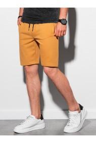 Pantaloni scurti barbati - W291 - galben