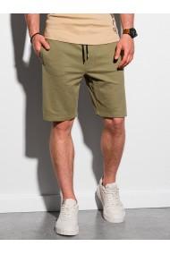 Pantaloni scurti barbati - W291 - verde