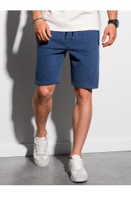 Pantaloni scurti barbati - W291 - albastru-inchis