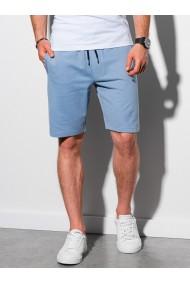 Pantaloni scurti barbati - W291 - albastru-deschis