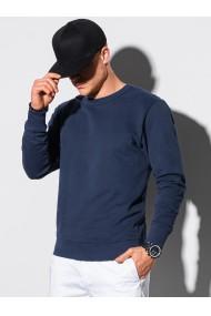 Bluza barbati B1146 - bleumarin