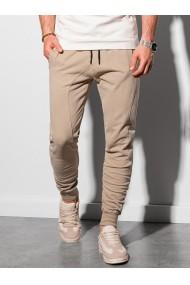 Pantaloni de trening barbati P948 - bej