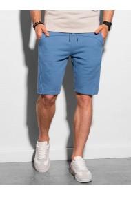 Pantaloni scurti Level Up W299 - albastru