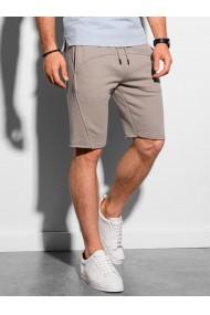Pantaloni scurti Level Up W299 - frasin