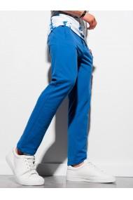 Pantaloni barbati P950 - albastru