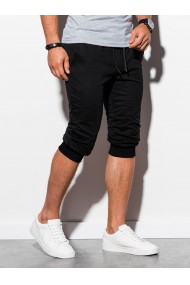 Pantaloni scurti barbati P29 - negru