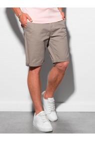 Pantaloni scurti premium barbati W243 - bej