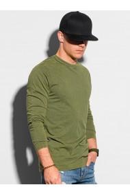 Bluza cu maneca lunga barbati L131 - verde