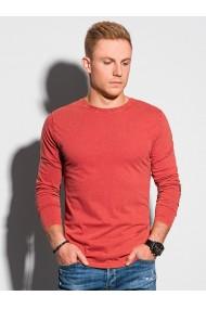 Bluza cu maneca lunga barbati L131 - rosu