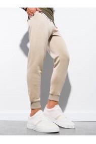 Pantaloni quintessence barbati P991 - bej