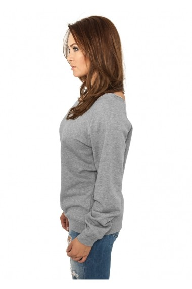 Bluze dama cu guler larg Urban Classics