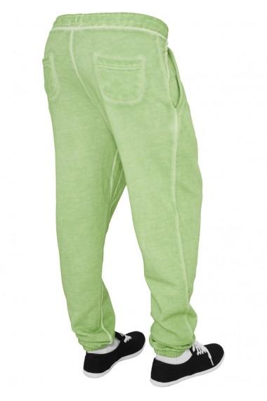 Pantalon sport spray dye