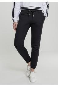 Pantaloni sport pentru Femei negru Urban Classics
