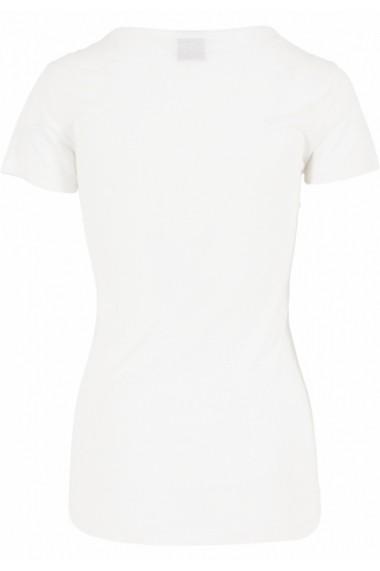 Tricou simplu pentru Femei alb murdar Urban Classics