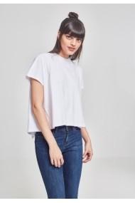 Tricou tip helanca pentru Femei alb Urban Classic