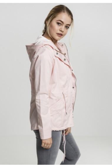 Geaca Basic bumbac pentru Femei rose Urban Classics