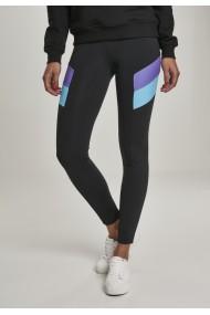 Ladies Color Block Leggings