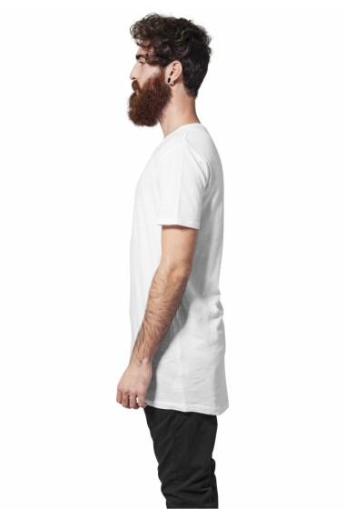 Tricouri mai lungi in spate shaped
