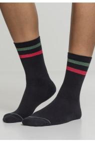 3-Tone College Socks 2 Pack