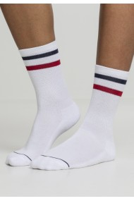 3-Tone College Socks 2 Pack