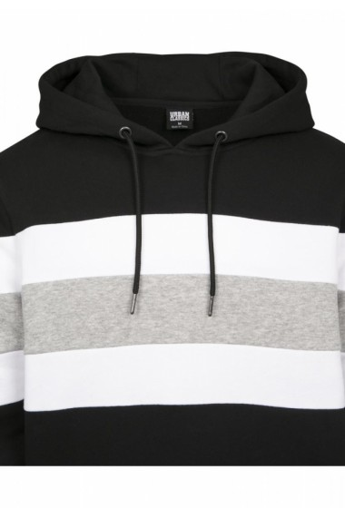 Chest Striped Hoody