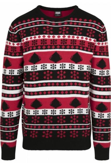 Snowflake Christmas Tree Sweater