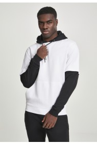 Double Layer Hoody