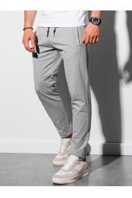 Men s sweatpants P950 - grey melange