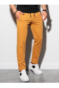 Men s sweatpants P950 - mustard