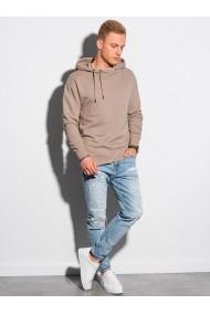 Men s hooded sweatshirt B1187 - ash