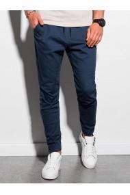 Men s pants joggers P885 - navy