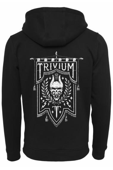 Trivium Oni Banner Zip Hoody