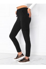 Pantaloni femei PLR006 - negru