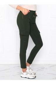 Pantaloni femei PLR006 - khaki