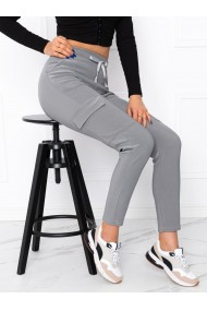 Pantaloni femei PLR006 - gri