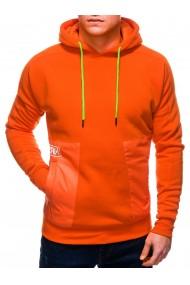 Hanorac barbati B1243 - portocaliu