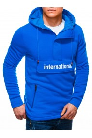 Hanorac barbati B1242 - albastru