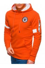 Hanorac barbati B1241 - portocaliu