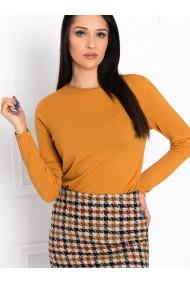 Bluza femei ELR002 - mustar