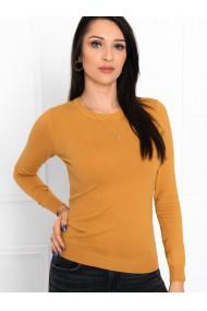 Bluza femei ELR003 - mustar