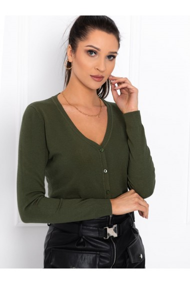 Pulover femei ELR005 - khaki