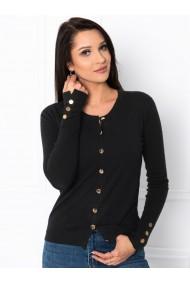 Pulover femei ELR001 - negru