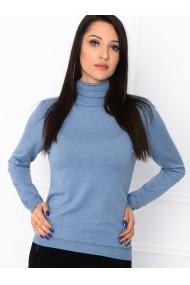 Maleta femei ELR004 - albastru-deschis