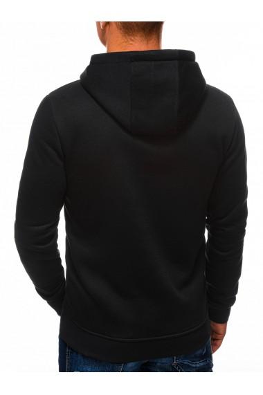 Hanorac barbati B1246 - negru