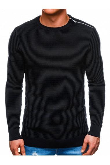 Bluza barbati E166 - negru