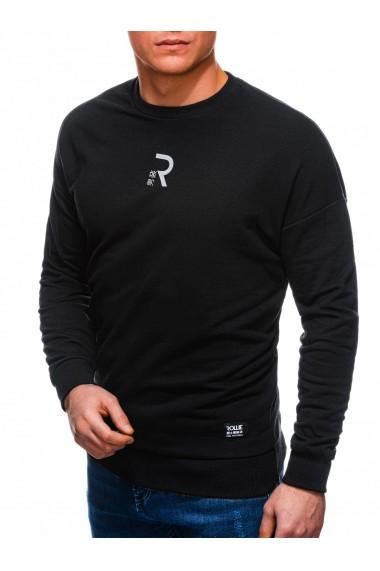 Bluza barbati B1231 - negru