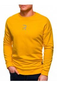 Bluza barbati B1231 - galben
