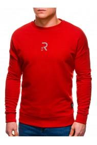 Bluza barbati B1231 - rosu