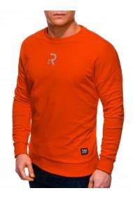 Bluza barbati B1231 - portocaliu