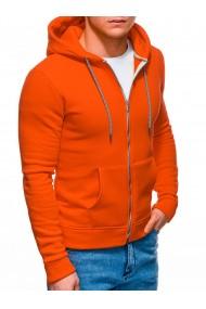 Hanorac barbati B1230 - portocaliu